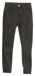 Earnest Sewn Stretchy Skinny Jeans-Dark Rinse