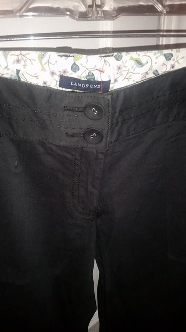 Lands' End Trouser Pants Navy