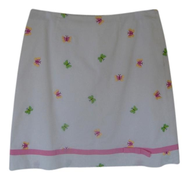 Lilly Pulitzer Mini Skirt Mulit Color