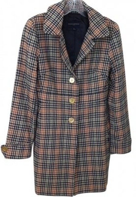 Preload https://item2.tradesy.com/images/banana-republic-plaid-with-gold-buttons-size-2-xs-5766-0-0.jpg?width=400&height=650