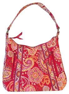 Vera Bradley Orange Retired Shoulder Bag