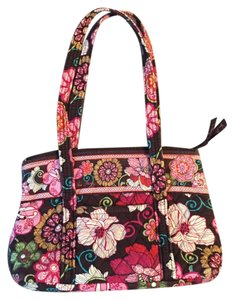 Vera Bradley Fall Cotton Retired Little Betsey Shoulder Bag