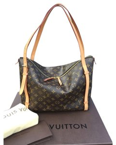 Louis Vuitton Tuileries Neverfull Palermo Tote in Monogram