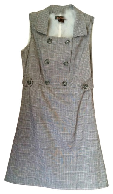 Ben Sherman short dress grey on Tradesy