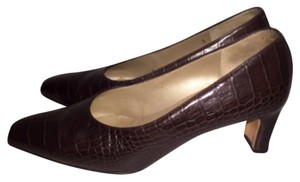 St. John Brown Pumps