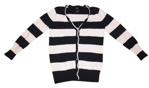 It's Our Time Button-up Nautical Sweater