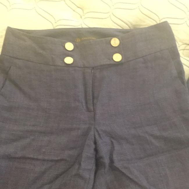 The Limited Straight Pants Navy