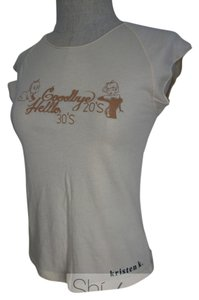 Other Goodbyes 20's And Hello 30's By Shila Shirt Baby Girl Girl Shirt Baby Shirt T Shirt Beige