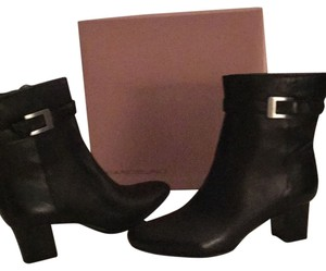 Bandolino Black with silver hardware Boots