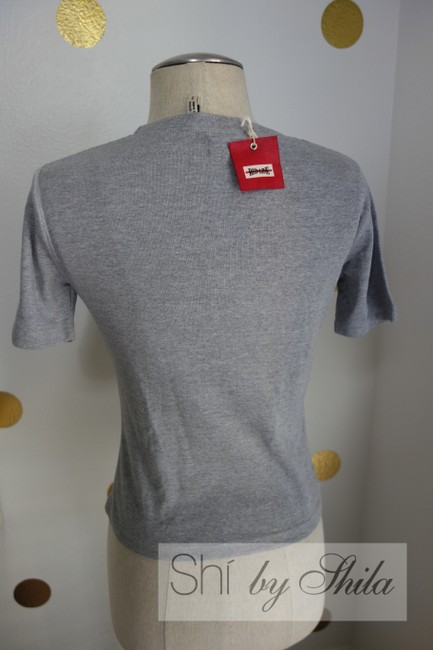 BACARA Resort & Spa T Shirt Grey