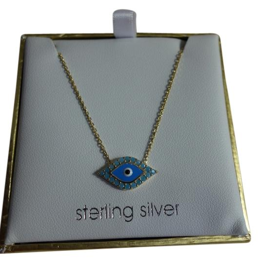 Preload https://item2.tradesy.com/images/gold-evil-eye-necklace-5777911-0-0.jpg?width=440&height=440