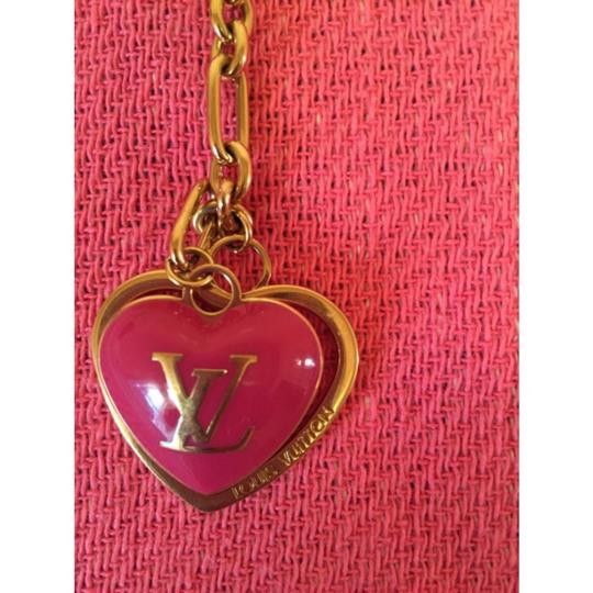 Louis Vuitton Authentic Louis Vuitton Handbag/Key Ring Charm In Very Good Condition.