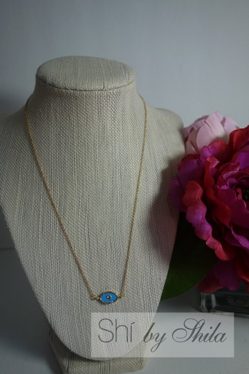 Other Blue Evil Eye Necklace