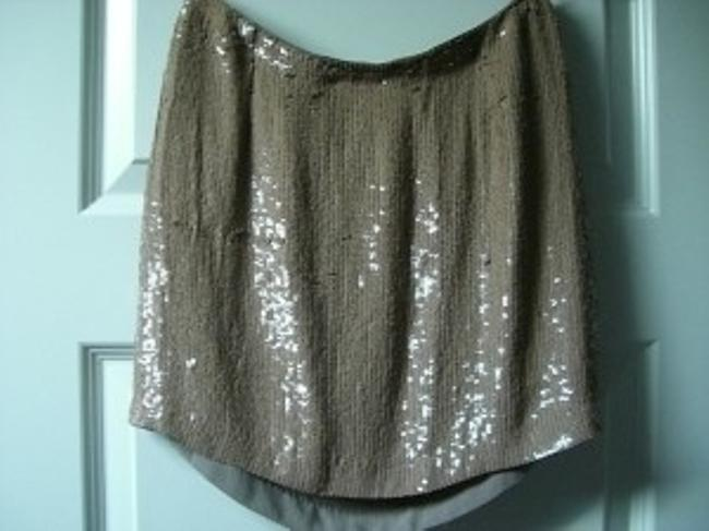 Haute Hippie Skirt Dark green/brown