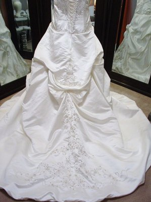 Free Shipping! Unknown - Alfred Angelo Knock-off Wedding Dress