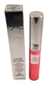 Lancome Gloss in Love in Pink Pampille
