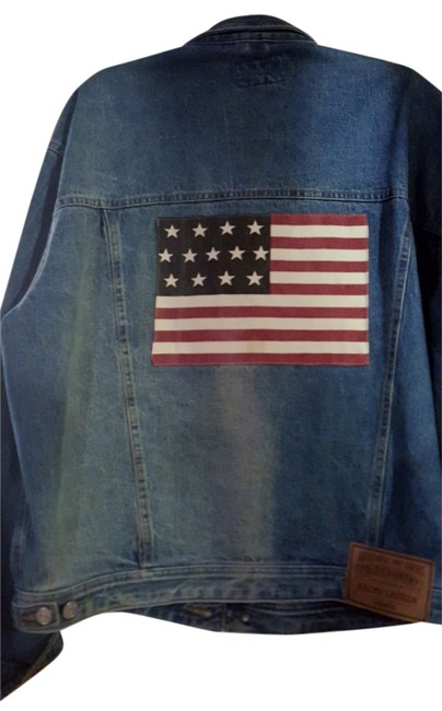 Ralph Lauren Womens Jean Jacket