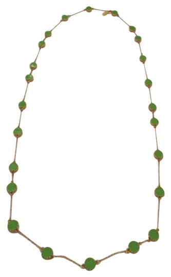 Preload https://item3.tradesy.com/images/kate-spade-green-necklace-5801317-0-1.jpg?width=440&height=440