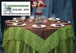 Tablecloth Chair Covers Sashes Overlays
