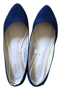 Mossimo Supply Co. navy Flats