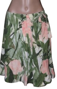 Odille Skirt green/peach