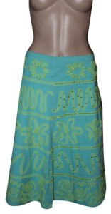 Basil & Maude Skirt green