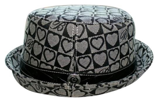 Preload https://item5.tradesy.com/images/brighton-red-black-hearts-canvas-leather-hat-5813479-0-1.jpg?width=440&height=440