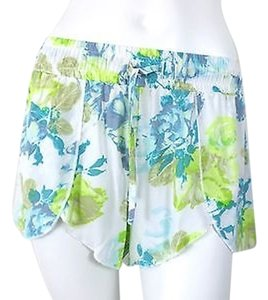 Jack by BB Dakota Casual Shorts White, Green, Blue