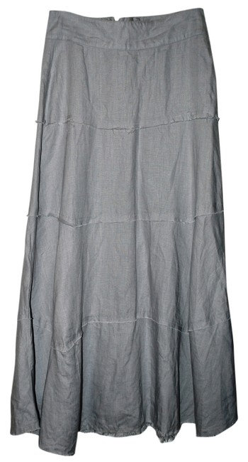 Item - Gray Summer Fling Skirt Size 0 (XS, 25)