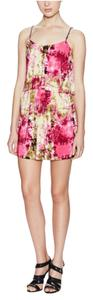 T-Bags Los Angeles short dress Fushia multi on Tradesy