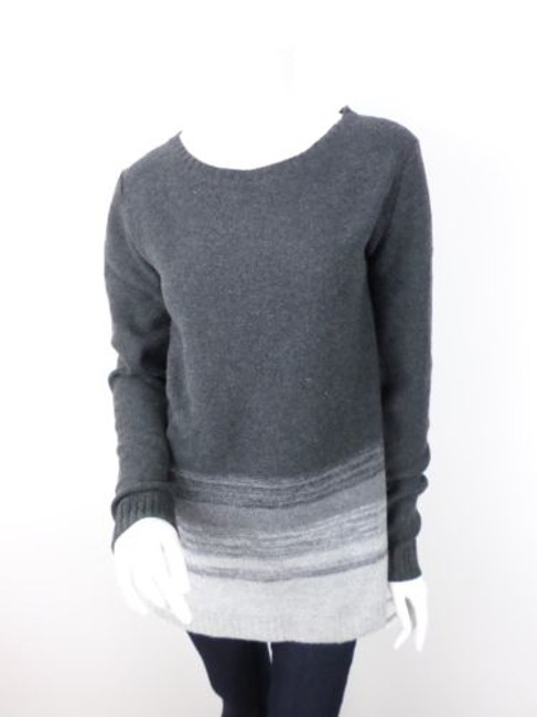 Preload https://item3.tradesy.com/images/mystree-buckle-gray-ombre-wool-blend-long-length-tunic-sweater-5816467-0-0.jpg?width=400&height=650
