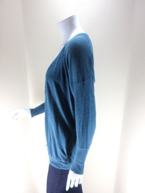 Other Sparrow Anthropologie Linen Blend Loose Fit Cardigan Sweater