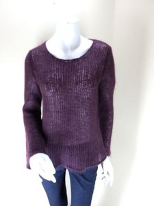 Eileen Fisher Purple Sweater