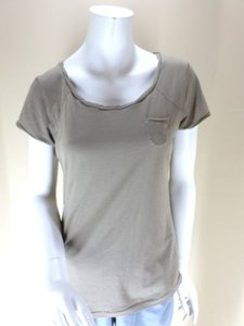 Other Lucy Activewear Lucy Sleeve Tan Pocket Tee T Shirt Beige