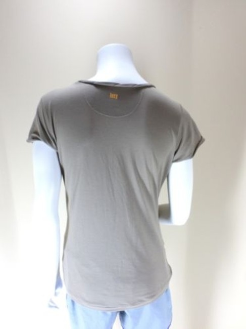 Other Lucy Activewear Lucy Sleeve Tan Pocket T Shirt Beige