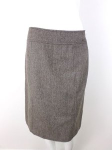 Brooks Brothers Robert Noble Skirt Brown, Blue