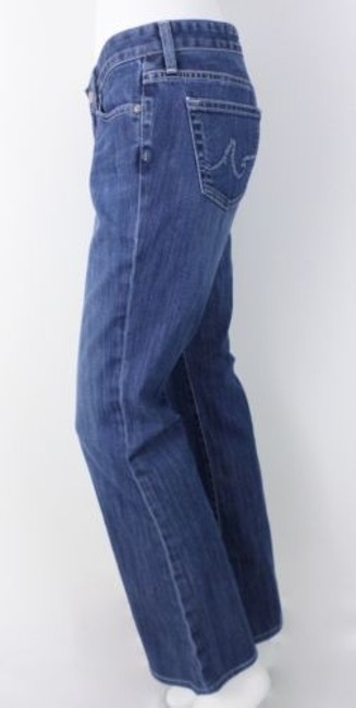 AG Adriano Goldschmied Anthropologie Entourage The Club 29r X Boot Cut Jeans Image 1