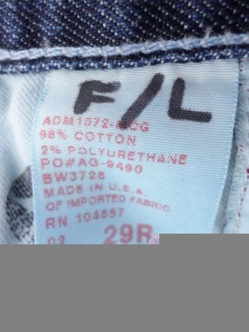 AG Adriano Goldschmied Anthropologie Entourage The Club 29r X Boot Cut Jeans Image 5