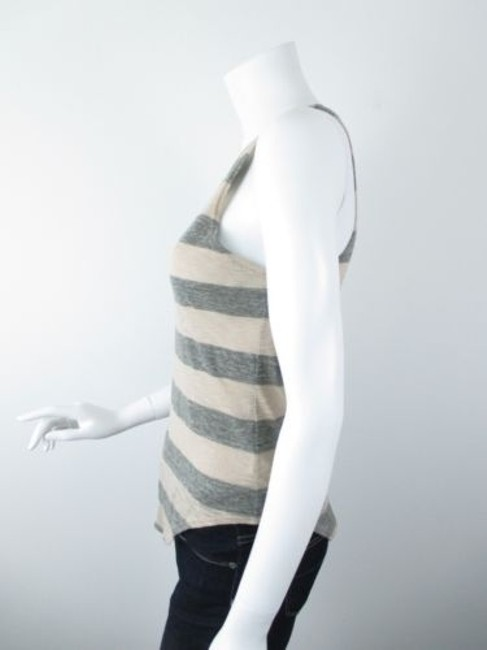 Forever 21 Top Beige, Gray
