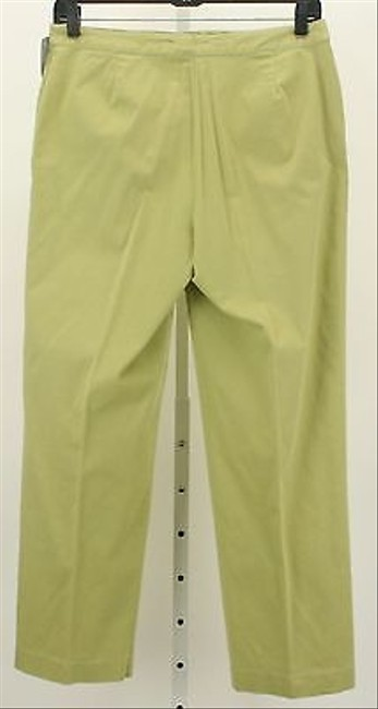Charter Club Lime X Womens Trouser Ankle B355 Pants