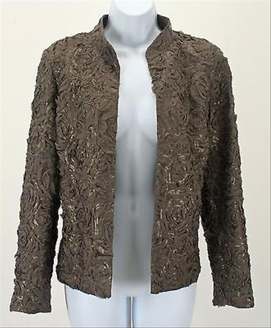 Preload https://item4.tradesy.com/images/chico-s-chicos-0-texas-taupe-ls-rose-sequin-blazer-b247-5821423-0-0.jpg?width=400&height=650