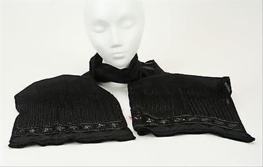 Preload https://item5.tradesy.com/images/chico-s-chicos-black-label-sheer-black-beaded-sequin-scarf-b152-5821549-0-0.jpg?width=440&height=440