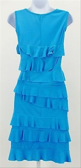 Other Jonathan Martin Tiered Sleeveless B311 Dress