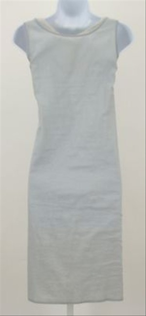 Other short dress Blue Strenesse Light Cream Sleeveless B310 on Tradesy