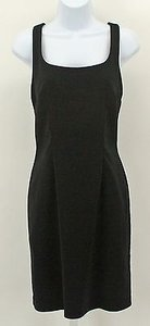 CDC Caren Desiree Company Petites Fitted Cross Strap B312 Dress