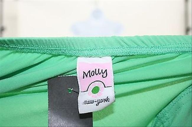 Molli And Mia short dress Green York Stretchy Halter B306 on Tradesy