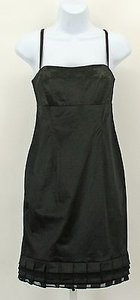 INC International Concepts Tiered Hem Sleeveless B306 Dress