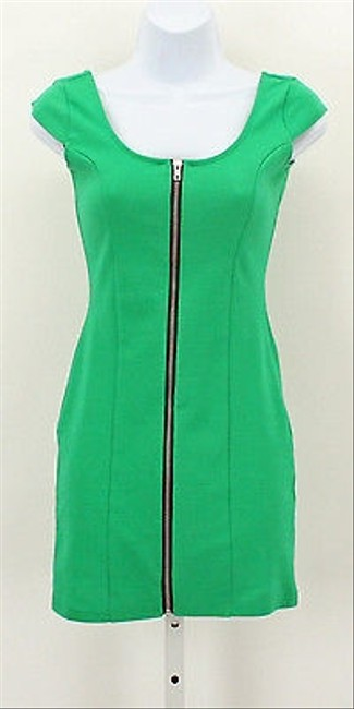Divided by H&M Full Front Zip Bodycon B306 Dress