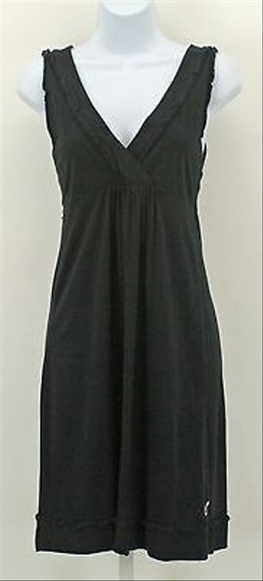 American Eagle Outfitters Smocked Faux Wrap B303 Dress