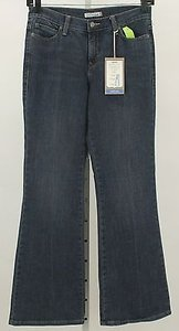 Levi's Perfectly Slimming 10m X 33 Denim B323 Flare Leg Jeans